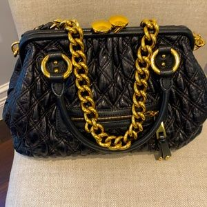 Marc Jacob's Quilted leather bag